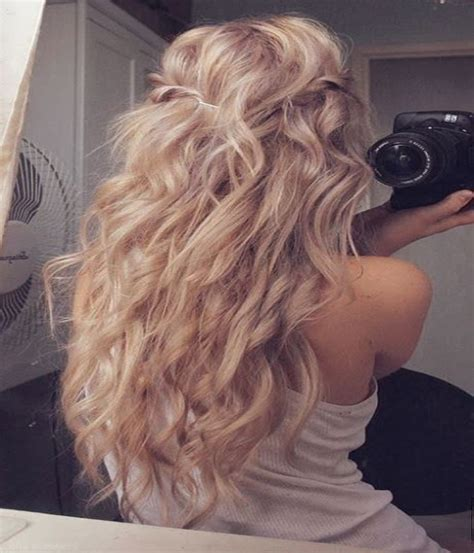 hairstyles curly long hair 2015 long blonde wavy hairstyle 2015 zquotes