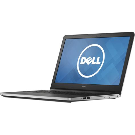 Laptop Dell Inspiron 15 5000 Series Used Dell 15 6 Quot Inspiron 15 5000 Series I5559 5347slv B H