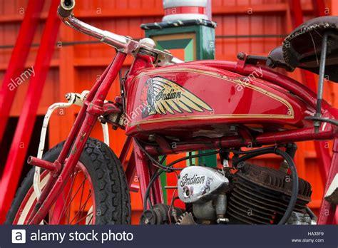 Indian Motorrad Händler Berlin by Petrol Tank Indian Motorcycle Stockfotos Petrol Tank