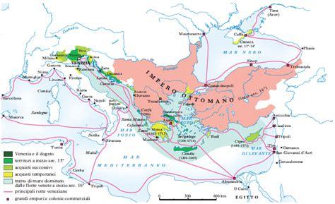 espansione impero ottomano stato da mar and stato da terra