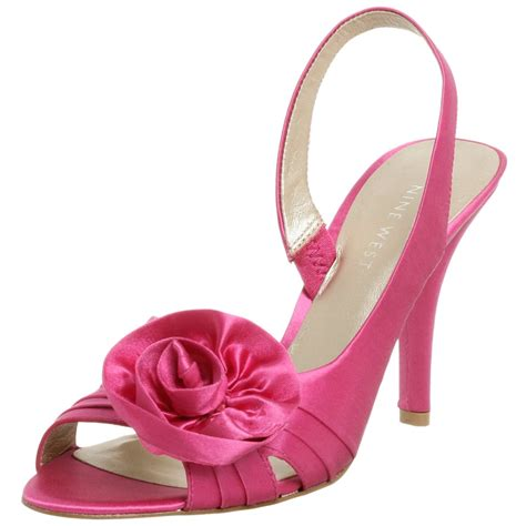 pink flowered shoe 2016