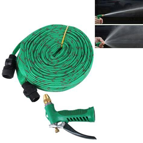 Garden Hose Pressure 30m High Pressure Garden Car Hose Spray Washing Water Gun