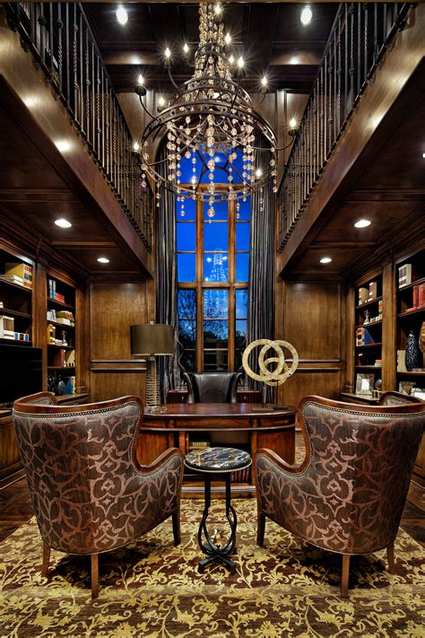 stunning mediterranean home office designs youre