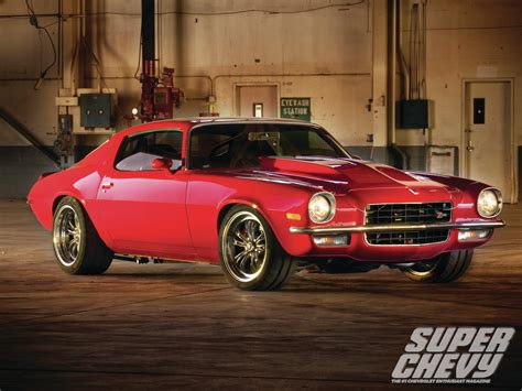 chevy supercar 1972 chevy camaro z28 classic performance products