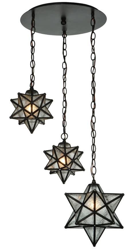 meyda 130969 moravian 3 light shower multi pendant