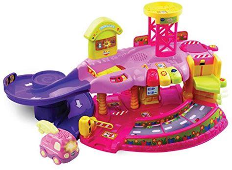 tut tut garage pink tut tut baby flitzer set 5 auto macchine con frizione
