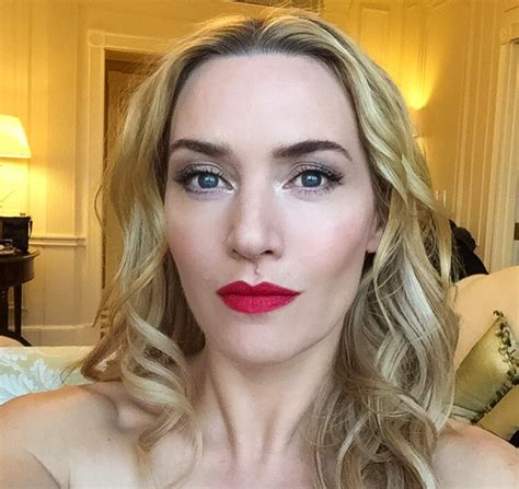 Spokesmodel Alert Kate Winslet For Lancome by A Sneak Peek Of The Radiant Kate Winslet Ahead Of Tonight