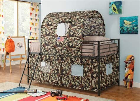 army beds charming kids beds with slides for boys and girls atzine com