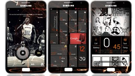 themes for the samsung galaxy note 4 best android themes samsung galaxy note 3 2013 itf youtube