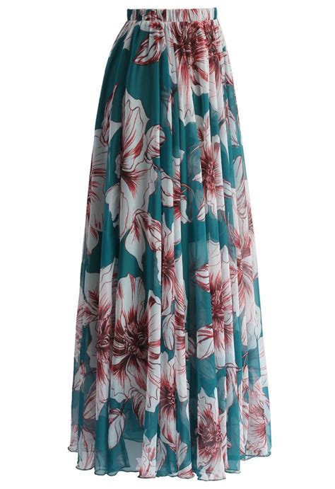 Flowery Maxi best 25 floral maxi skirts ideas on maxi