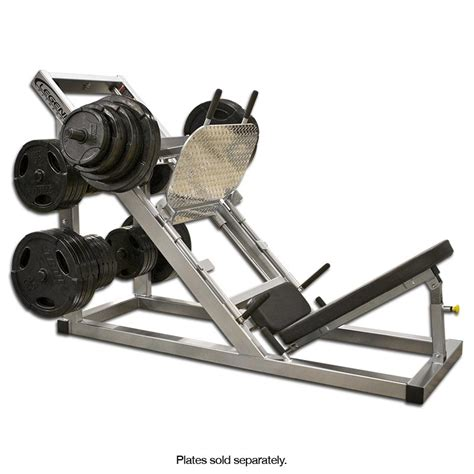 slanted bench press plate loaded angled leg press legend fitness 3122