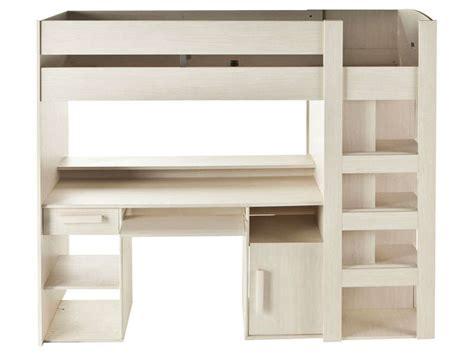 lit superposé bureau ikea lit mezzanine 90x200 cm montana lit enfant conforama