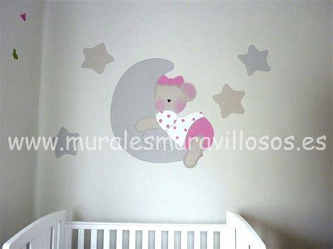 ositos para decorar habitacion bebe ositos infantiles pintados artesanalmente sobre paredes