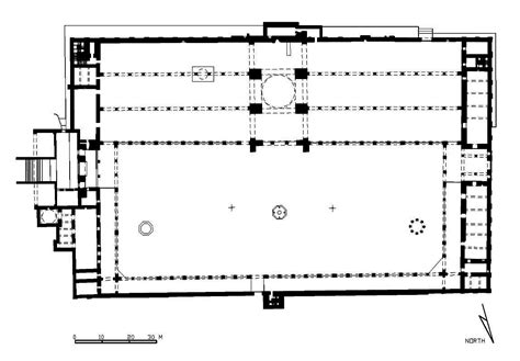 mosque floor plans from frankfurt and cairo to damascus recent models of the