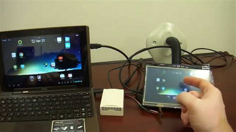 show android screen on pc fyi review of the external hdmi monitor usb touch screen for android tablet