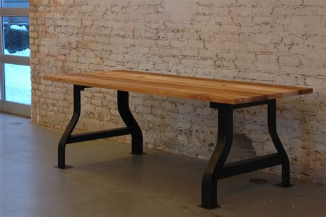 diy rustic table legs 100 mile table strawville
