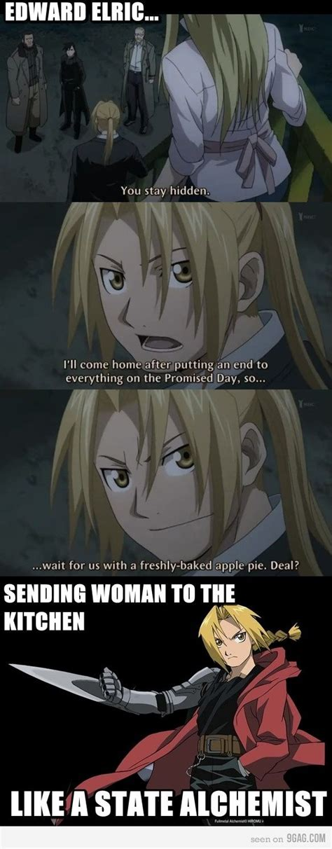 Fullmetal Alchemist Memes - fullmetal alchemist memes pictures to pin on pinterest