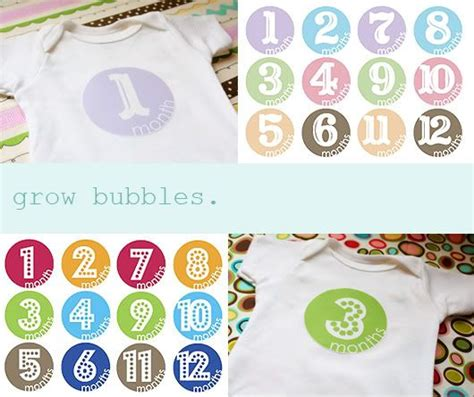 baby s first year monthly milestone chalkboard posters