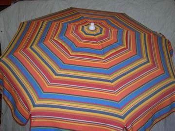 patio beach umbrella multi stripe mmw