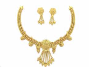 set of gold gold necklace designs jewellery in