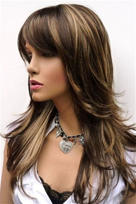 hair frosting for dark hair 6 different kinds of highlights for hair types of hair