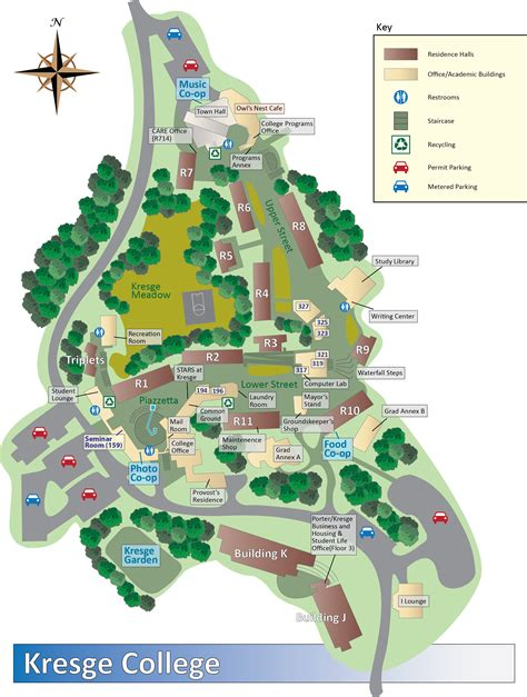 ucsc map kresge maps and directions