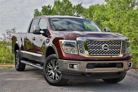 titan nissan 2016 2016 nissan titan xd gas v8 review autoguide com