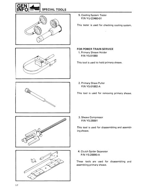 yamaha exciter snowmobile specs wiring diagrams wiring