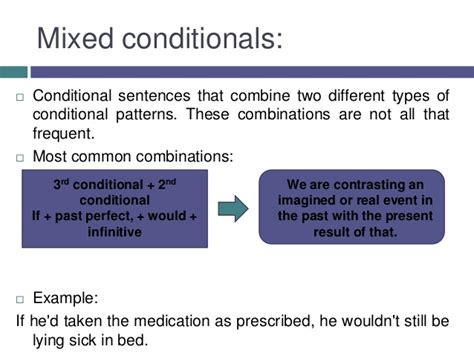 pattern conditional sentences ise ii b2 conditional sentences