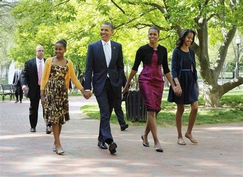 obama first family the first family attends easter service u s president