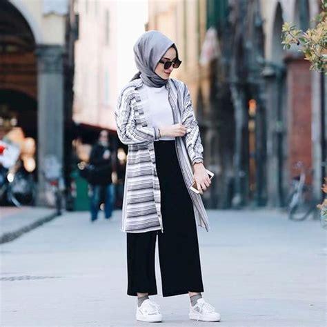 Celana Aj Wanita 15 model baju muslim wanita terbaru dan terlengkap 2018