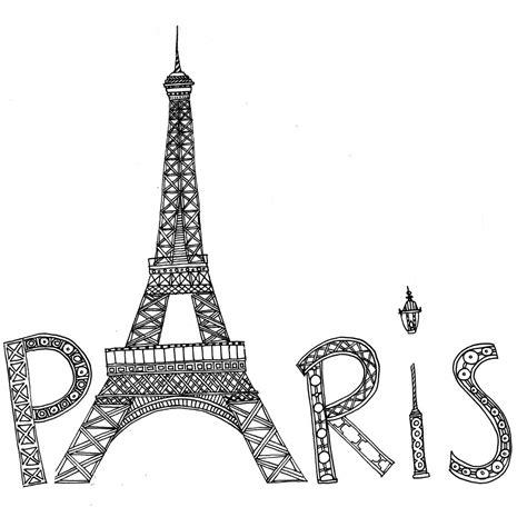 beautiful eiffel tower eiffel tower coloring pages beautiful paris coloring pages