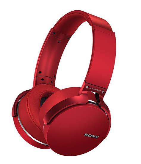 Sony Mdr Xb550ap Bass Ear Headphones With Mic sony mdr xb950bt on ear bluetooth premium bass xb