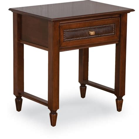 nesting accent tables stonebriar occasional series nesting end table amish