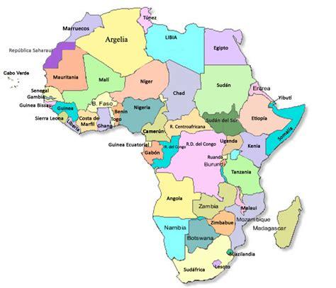 europa y africa mapa politico me gustan las sociales 193 frica mapa pol 237 tico