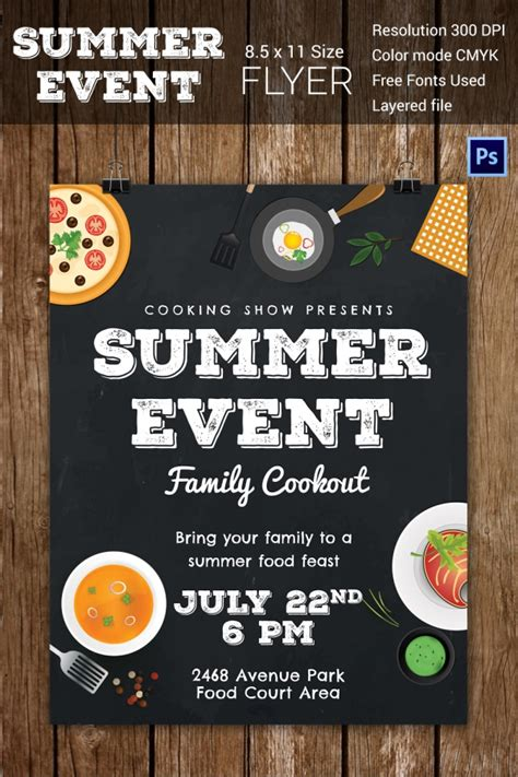 design flyer for event 34 stunning psd event flyer templates designs free