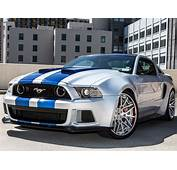 Ford Mustang Gt 2014 Need For Speed  Image 310