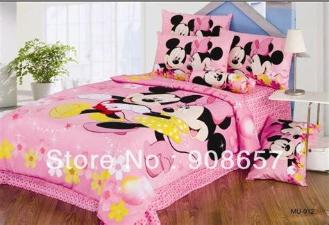 mickey mouse full size bedding set bedding set twin full queen king comforter quilt duvet covers set 4pc bed mattress sale