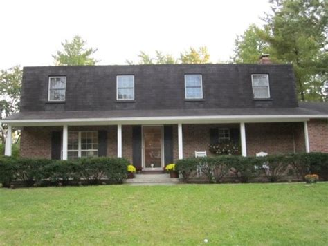 Rambler Homes mansard roof replacement help with ideas