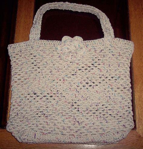 crochet pattern grocery bag grocery bag free crochet pattern crochet foibles pinterest