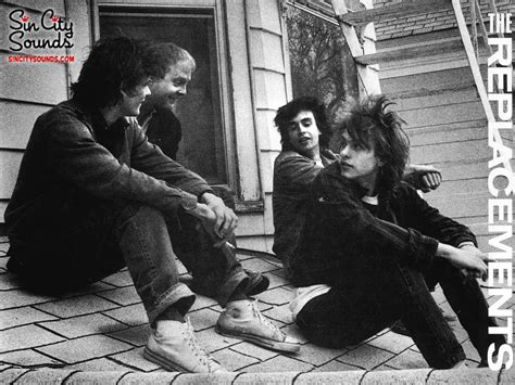 the replacement 80 s music the replacements rock paper blog