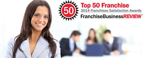 Top Mba Programs In Usa 2014 by Top 50 Franchise 2014 By Franchise Business Review Our