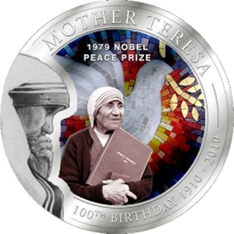 mother teresa nobel prize biography on 11 december in asian history the new asia observer