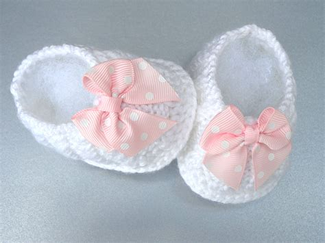 Shoe Home Decor by Baby Shoes Baby Booties Crochet Newborn Baby Shoes
