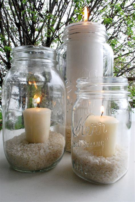 Outdoor Lighting Candles The Shabby Nest Simple Outdoor Mood Lighting