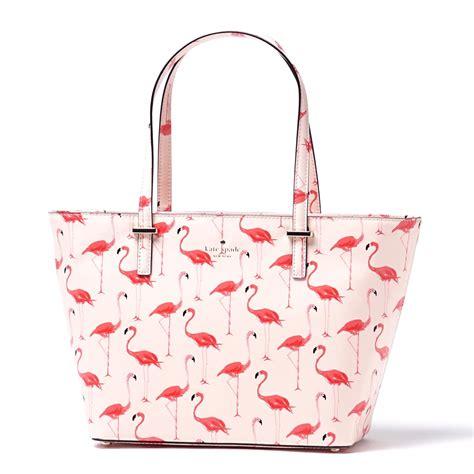 Kate Spade Tote Flamingo modern blue rakuten ichiba shop rakuten global market kate spade kate spade tote bag