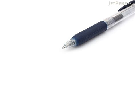 Zebra Gel Pen Sarasa Clip 0 7 zebra sarasa push clip gel pen 0 7 mm blue black