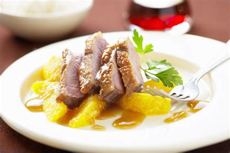 easy classic french duck a lorange recipe