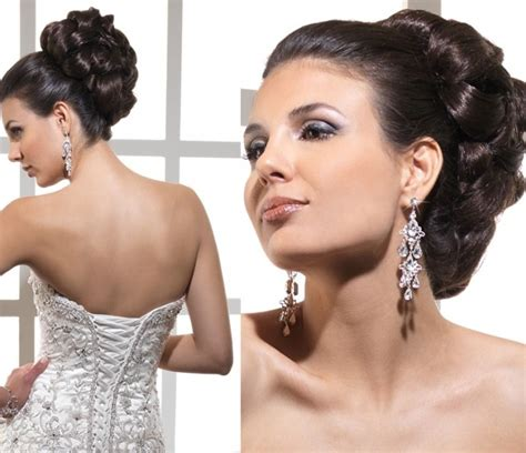 fotos de vestidos de novia y peinados peinados para bodas mil peinados