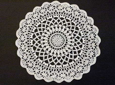 Garden Doily 383 Best Images About Crochet On Free Pattern